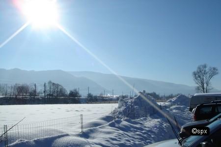 Schnee Sonne 34 (spx)